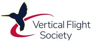 EVTOL Vertical Flight Society Logo