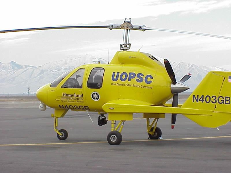 Skyworks Hawk 5 Gyroplane